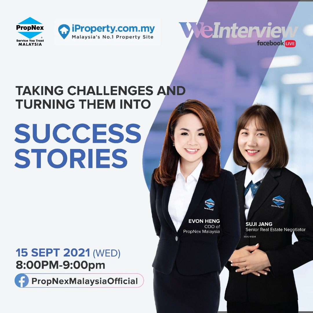 Taking challenges and turning them into success stories