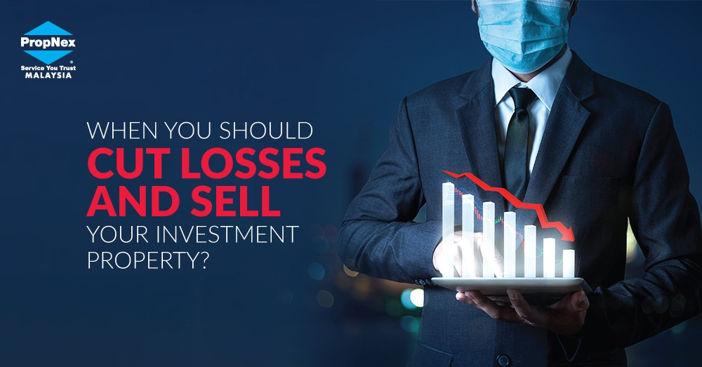When should you cut losses and sell your investment property?
